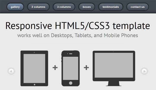 Free-Template-Responsive-HTML5-CSS3-Website-template