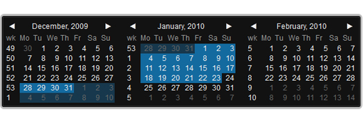 Google-Analytics-like-Date-Picker-jQuery-Plugin