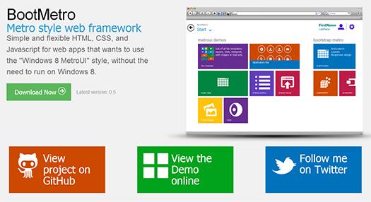 Metro-Style-Web-Framework-BootMetro