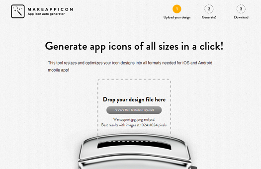 Generate-App-Icons-Of-All-Sizes-In-A-Click