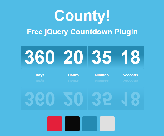 free-jquery-countdown-plugin-county