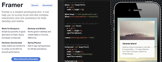 Prototyping-Tool-For-Desktop-and-Mobile-Framer