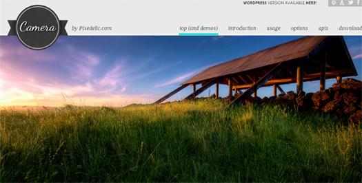jQuery Slideshow Plugin - Camera