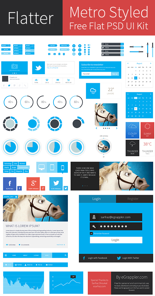 metro-style-free-flat-psd-user-interface-kit