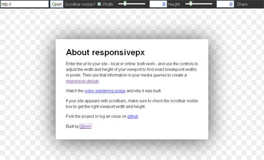 Responsivepx