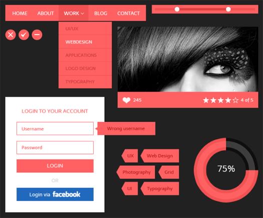 Metro Style UI