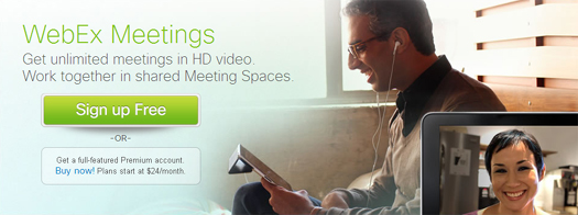 WebEx Meetings - Online Meetings and Collaboration Software