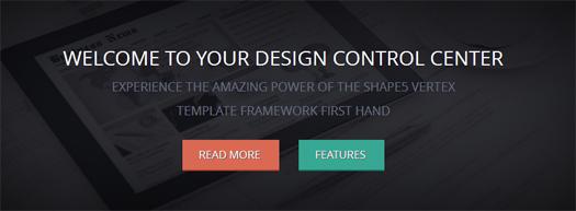 Design Control - Free Joomla Template