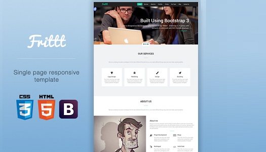 free-single-page-responsive-bootstrap3-template-preview