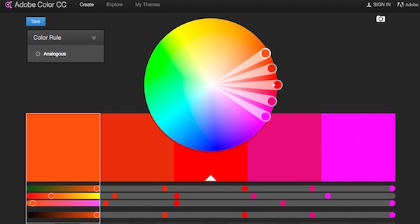 color-websites