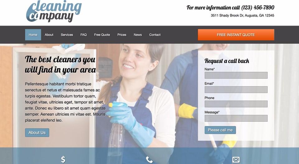 Best WordPress Theme Cleaning Company