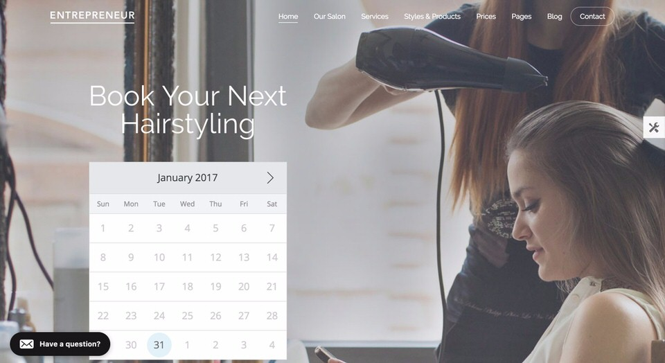Best WordPress Themes for Salons
