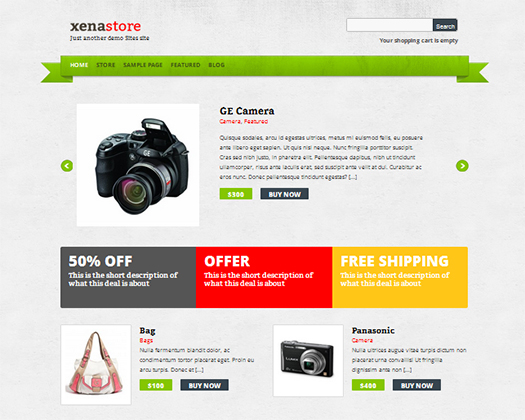 Free-Ecommerce-WordPress-Theme-Xenastore